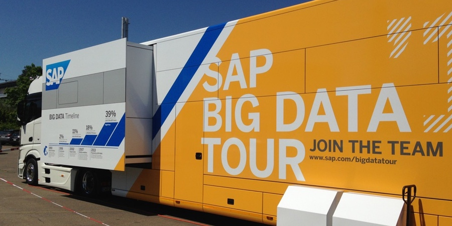 SAP Big Data Tour 900x450
